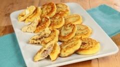 Draniki (frittelle) di patate ripieni