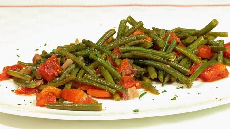 Fagiolini alla portoghese