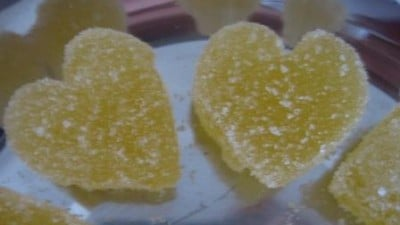 Caramelle gelèes
