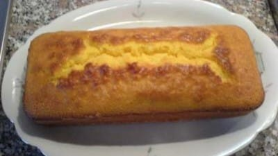 Plumcake al limone di LadyofShalott