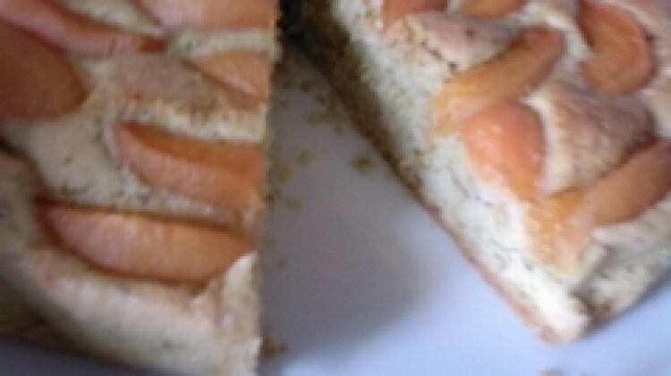 Torta di albicocche e pistacchi  di  stregasOnica