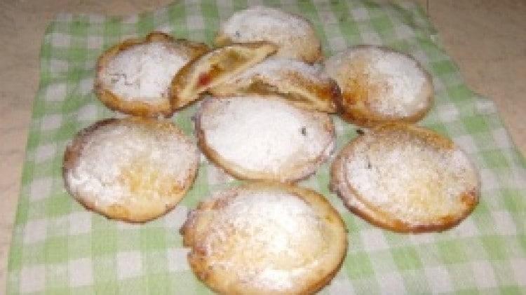 Offele di mele dell'Artusi