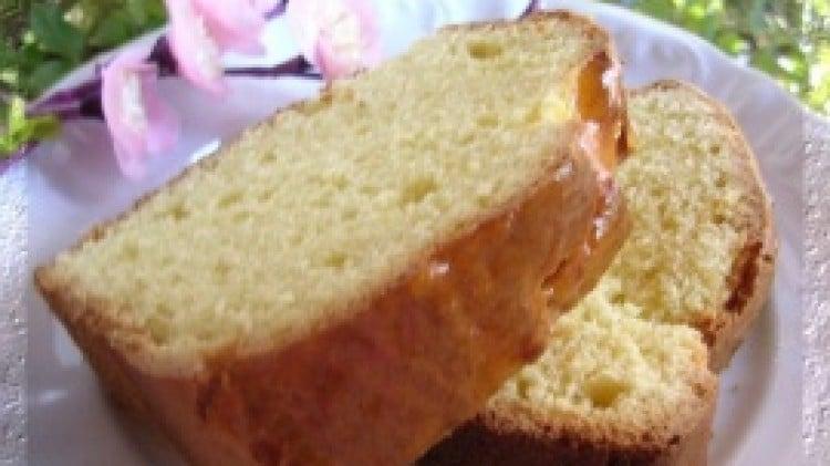 Plum cake all'albicocca