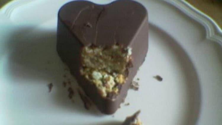 Cioccolatini con mascarpone e caffè