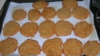 Biscotti alla salsa di mele