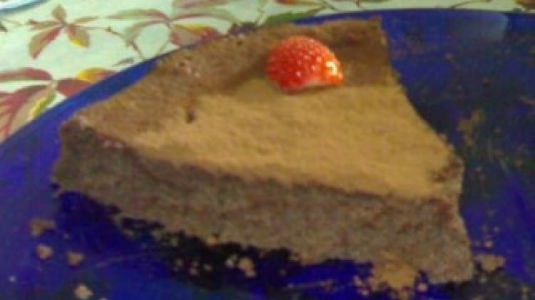 Torta morbida allo yogurt e cioccolato