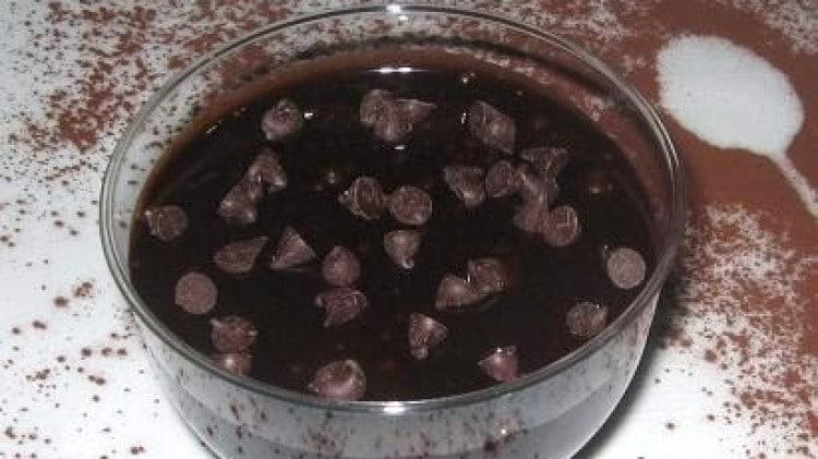 Sanguinaccio di pasticceria
