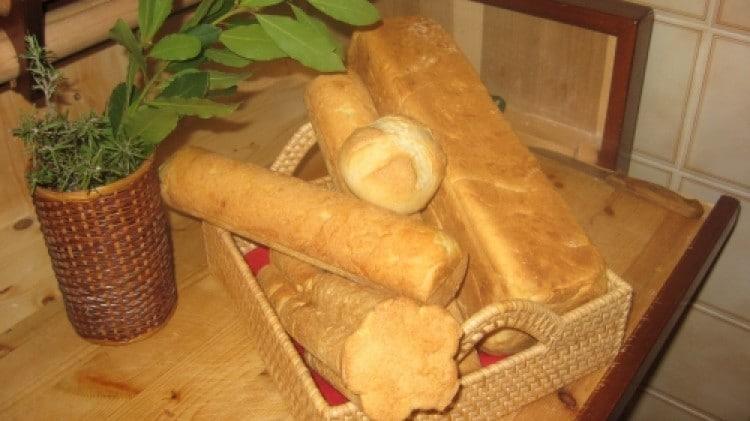 Pane in cassetta e per tartine