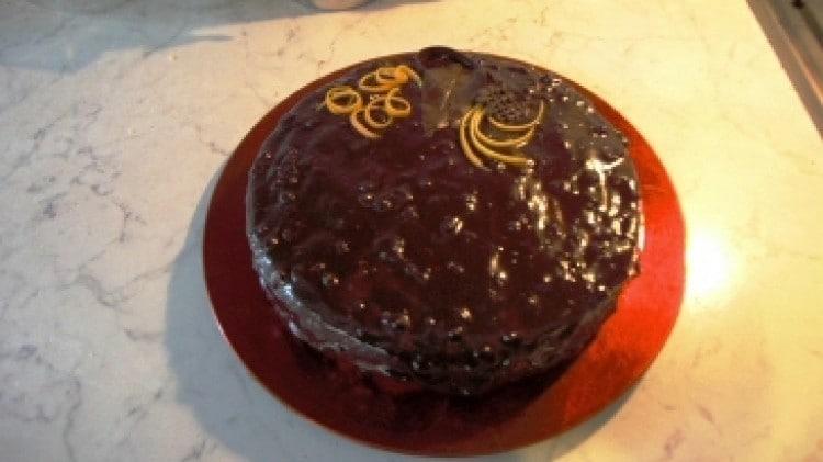 Torta ciocco-crema