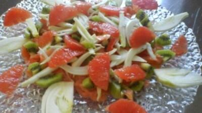 Insalatina di salmone