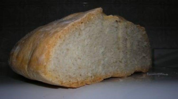 Pane con lievito madre di Aphroditae