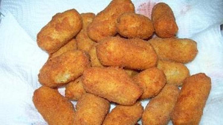 Crocchette patate e tonno