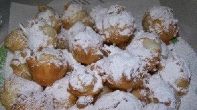 I tortelli di carnevale