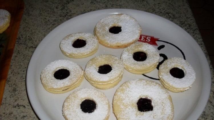 Biscotti del tirolo
