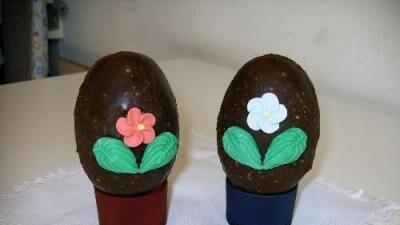 Uovo-cremino di Pasqua