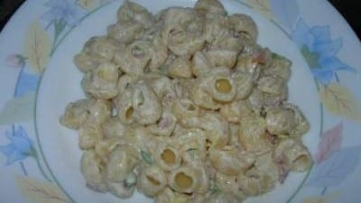 Pipette crudo e zucchine