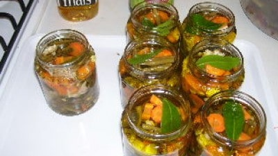 Verdure all'agrodolce
