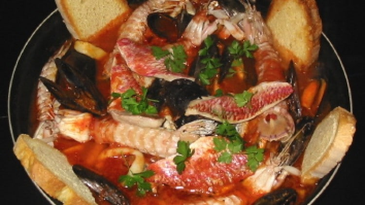 Zuppa di pesce di felsina