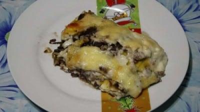 Lasagne alla veronese