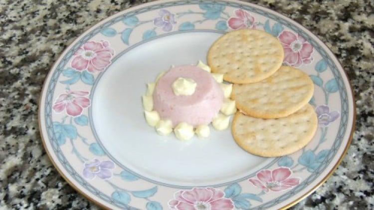 Patè mignon di prosciutto cotto