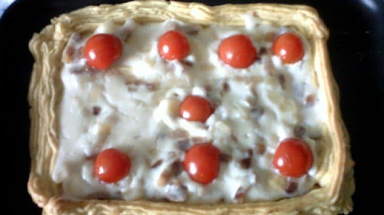 Sformato di patate e besciamella