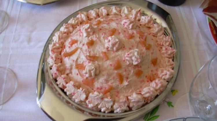 Torta al salmone