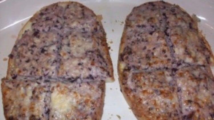 Bruschetta  rustica