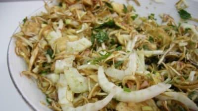 Carciofini in insalata