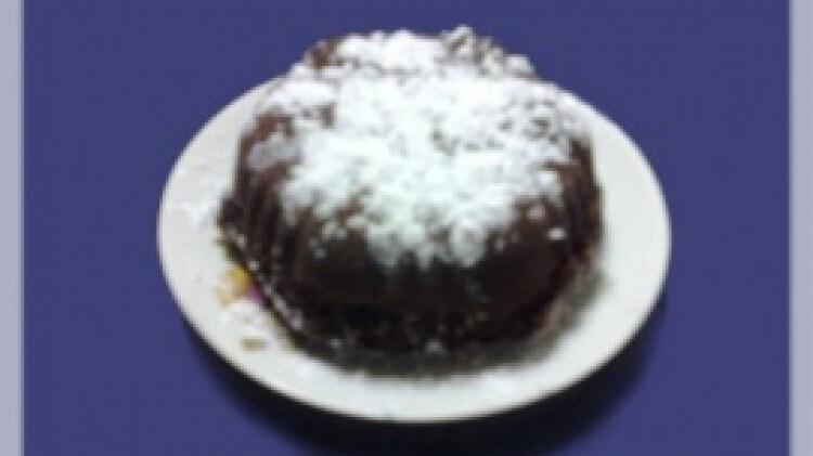 Maxi muffins al cacao