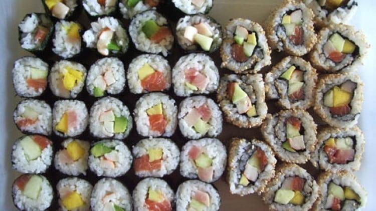Sushi - Maki