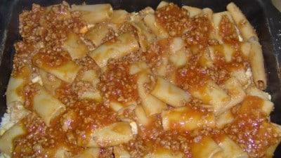 Timballo di pasta