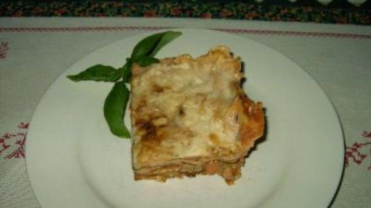 Lasagne ai porcini