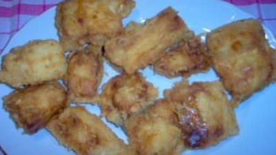 Baccalà fritto alla napoletana