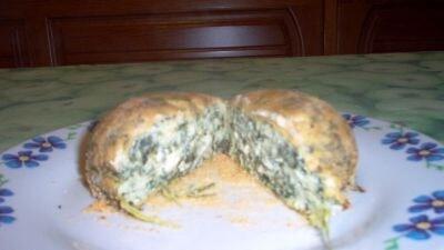 Sformatini spinaci e patate