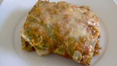 Lasagne verdi tipiche bolognesi