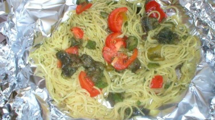 Spaghetti alla rustica