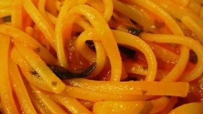 Spaghetti ai pomodori crudi