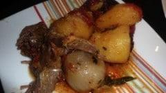 Carne al forno in pentola