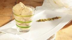 Gelato pralinato al pistacchio