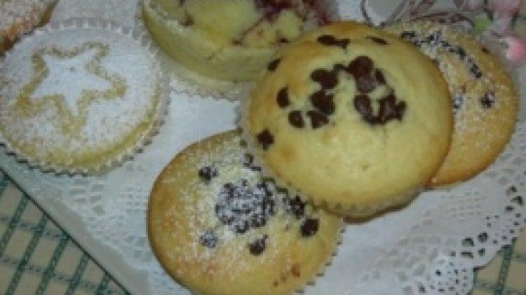 Muffins al mascarpone