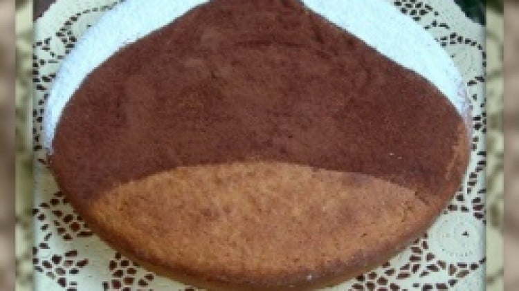 Torta alle castagne