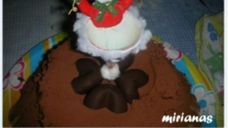 Charlotte al cioccolato