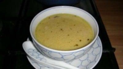 Zuppa di mele