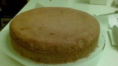 Pan di Spagna passo passo