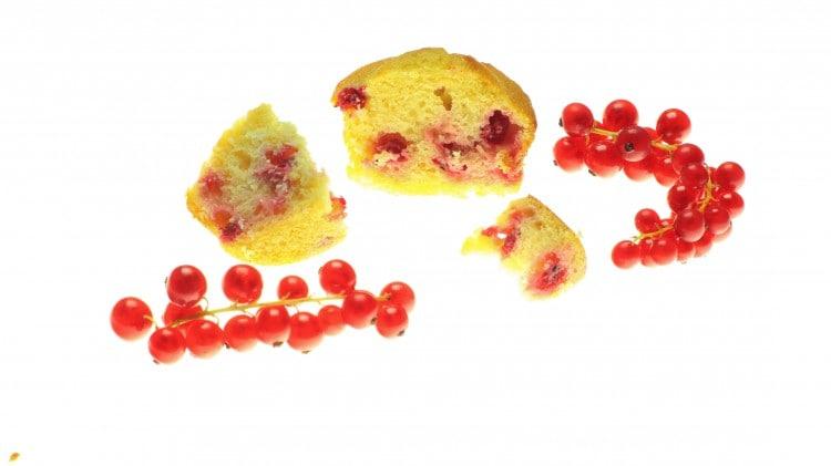 Muffins ai ribes