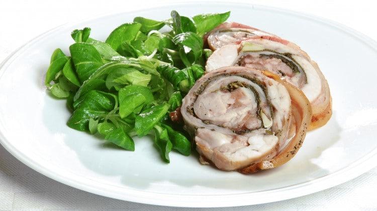 Coniglio in porchetta ricetta toscana
