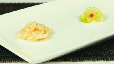 Sashimi di seppia ricetta giapponese