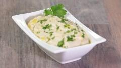 Salsa cremosa di melanzane - Baba ghannouj