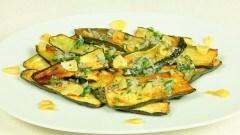 Zucchine all'aglio