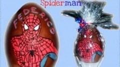 Uovo di Pasqua di Spiderman